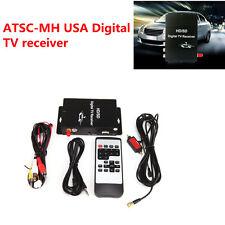 50-810MHz ATSC-MH Digital TV Receiver Turner Box 4 Video 2 Audio Output for USA