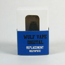 Wulf Digital Replacement Mouthpiece New Free U.S. Shipping