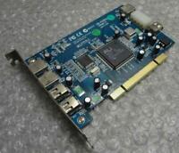 Original Genuine ALI DB-PCI003 T-MC951B4-F USB 2.0 Adapter PCI Card