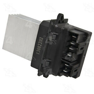 HVAC Blower Motor Resistor-Resistor Block 4 Seasons 20374