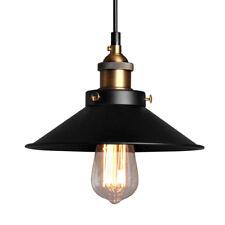 Vintage Ceiling Lamp Retro Edison Light Chandelier Loft Pendant Shade Fixture