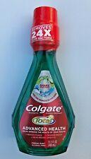 NEW! Colgate Total Advanced Health Mouthwash Fresh Mint Alcohol Free Exp 12/20