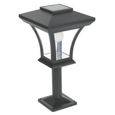 GL60 Sealey LED Solar Powered Garden Lamp [Lanterns]