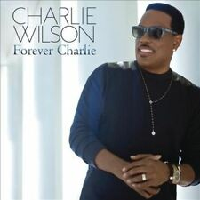Charlie Wilson - Forever Charlie - CD Album Damaged Case