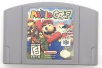Mario Golf Nintendo 64 N64 Game Cartridge Only Authentic Tested