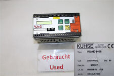 KUHSE KNAE 9408 UFV  current sensor network failure detection