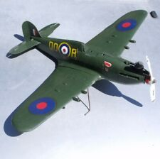 VINTAGE KEIL KRAFT HAWKER HURRICANE PYLON CONTROL MODEL FLYING AIRCRAFT PLANE