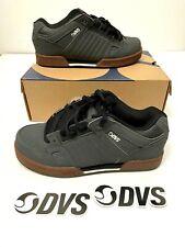 Mens DVS Celsius Skateboarding Shoes US 8.5 Gray Gum Trubuck NEW Skate Casual
