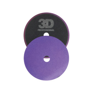 "High Definition Light Purple Cutting/Polishing Foam Pad 5.5"" 140mm - 3D Products"