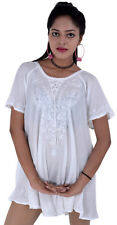 Lot of 5 Pcs Fashion Women Lady Summer Loose Casual Top