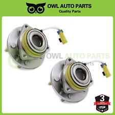 Both (2) Front Wheel and Bearing Chevy Impala Monte Carlo Buick LeSabre Hd Fwd