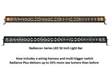 "Rigid Industries Radiance Plus with Amber Back-Light LED 50"" Light Bar"
