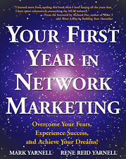 Your First Year in Network Marketing Written by Mark Yarnel