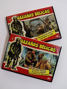 Bélicas Exploits 2 Dvds Original Volume 1 Y 2