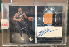 2017-18 Panini NOIR Donovan Mitchell Rookie Patch Auto RPA /99 #353 Sealed JAZZ