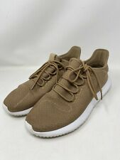 Adidas Tubular Shadow Men's Sneakers Shoes Size 11.5 US Beige Sand AC7013