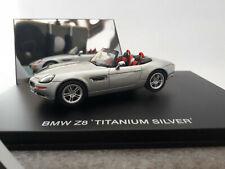 BMW Z8 Cabrio TITANIUM SILVER 1/43 REVEL 28245