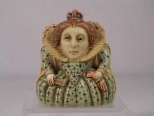 Harmony Kingdom / Ball Pot Bellys / Belly 'Queen Elizabeth I' #PBHE1 New In Box