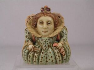 Harmony Kingdom / Ball Pot Bellys / Belly 'Queen Elizabeth I' #PBHE1 New In Box
