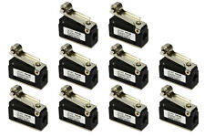 10x Roller Limit Switch Pneumatic Control Valve 2 Port 2 Way 2 Position 1/8