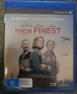 Their Finest Blu-ray Brand New Sealed