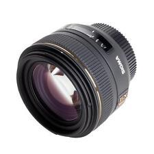 Sigma Kamera Objektive mit Festbrennweite