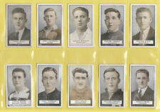 Sport: Football UK Issue Collectable Gallaher Cigarette Cards