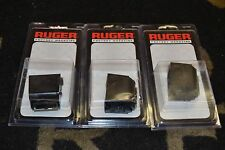 THREE Factory New Ruger 10/22 .22LR 10rd Magazines BX-1 Free Shipping!