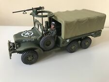 BBA038 WW2 US American WC63 Army Truck Battle Of Bulge Normandy D-Day BBA 38
