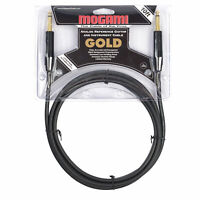 Mogami Gold Analog Reference Guitar and Instrument Cable 10ft