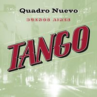 QUADRO NUEVO - TANGO (180G DOPPELVINYL GATEFOLD) 2 VINYL LP NEW!
