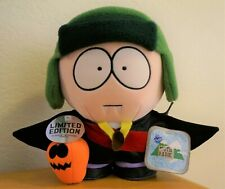 """Vintage South Park Halloween Vampire Kyle Limited Edition 9"""" Standing Plush '98"""