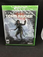 Rise Of The Tomb Raider.Xbox One.*Sealed*Brand New*!