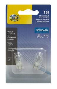 License Light Bulb Hella 168TB