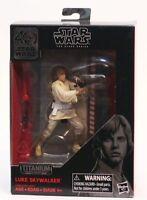 Star Wars The Black Series Titanium Series 40th Anniversary Luke Skywalker #03