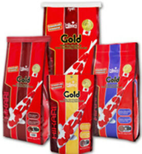 Hikari Gold Pond Food ALL SIZES / Want It For Less??  LOOK INSIDE AND SAVE!