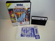 Arcade Smash Hits für Sega Master System OVP