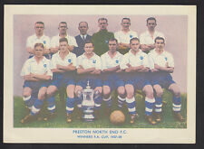 Shermans Pools - Searchlight on Famous Teams 1938 - Preston
