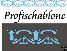 Schablonen, Dekorfries, Wandschablone, Malerschablonen, Stencils - Schwedenstyle
