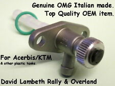 KTM 640 690 950 990 1190 1290 OMG Screw Fuel Tap Petcock Replaces: 58507003200