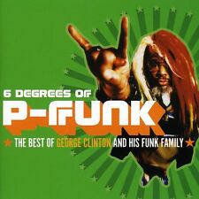 Six Degrees Of P-Funk: Best Of George Clinton & Hi - George Cli (2003, CD NIEUW)