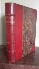 1896 E.BOURGEOIS GRAND SIECLE LOUIS XIV HACHETTE/FRONTISPICE/GRAVURES/TR.TETE OR