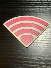 Wifi Vsco Flask Sticker Pink Glossy Finish NEW Fantasy Vinyl Laptop Phone