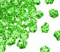 200PCS Acrylic Crystal Gem Stone Ice Rocks Table Scatter Confetti Vase Filler