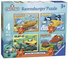 Ravensburger 7022 Octonauts Vehicles 4 Jigsaw Puzzles - 12