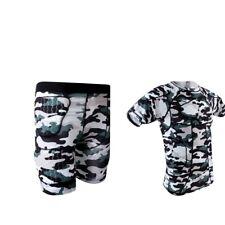 Men's Boys Compression Shirt/ Shorts Rib Protector for Football PICK