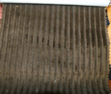 Corduroy fabric for upholstery 58 wide color chocolate (20 yards roll) for sofas