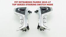 MITSUBISHI PAJERO SPORT 2015-17 GENUINE STEERING WHEEL TOP SWITCH MODE CONTROL