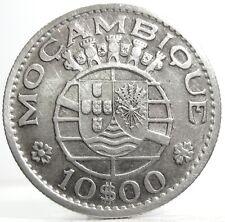MOZAMBIQUE (Portuguese) 10 Escudos 1952