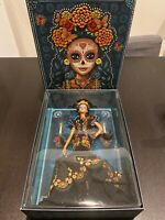 Barbie Dia De Los Muertos Doll Day of The Dead - IN HAND READY TO SHIP Sold Out